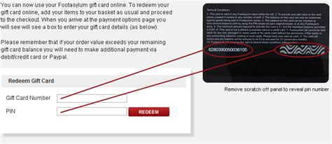 How To Use A Gift Card Online - frequently asked questions