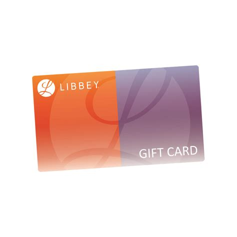 On Line Gift Cards - online gift card libbey retail