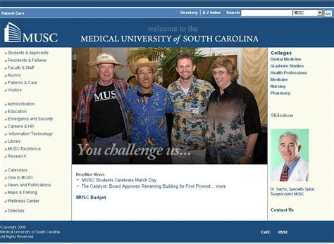 Top 10 Healthcare Mba Programs In Carolina by Of South Carolina Distance Learning