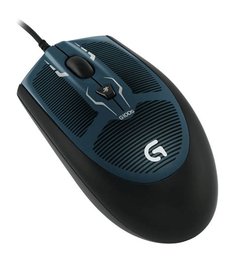 G100s Optical Gaming Mouse logitech introduces new gaming accessories reactor
