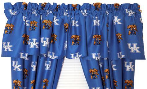 university of kentucky curtains ncaa university of kentucky wildcats 5pc jersey drapes
