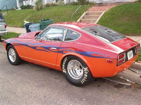1974 Datsun 240z by 1974 Datsun 240z 1 4 Mile Trap Speeds 0 60 Dragtimes