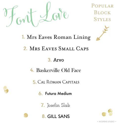 Wedding Font Capital by Font Series 5 Custom Invitations Unique Wedding