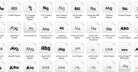 kumpulan font design zip download kumpulan 2000 amazing font lengkap gratis all in