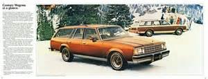 1978 Buick Century For Sale 1978 Buick Century Regal Brochure Canada