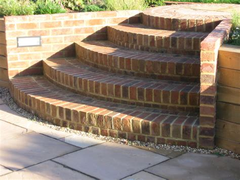 Brick Stairs Design Brickwork And Paving