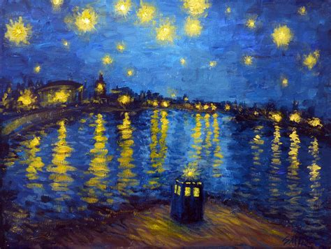 Starry D starry cardiff bay by kuiwi on deviantart
