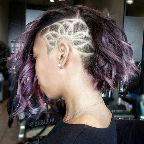 haircuts with designs on the side 17 trendy undercut haircut designs for bold girls