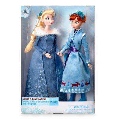 Set Gamis Frozen Elsa No 9 9 10thn and elsa doll set olaf s frozen adventure