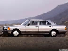 Mercedes W 126 Mercedes S Class W126 Picture 76828 Mercedes