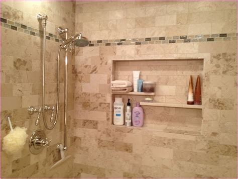 Shower niche ideas home design ideas