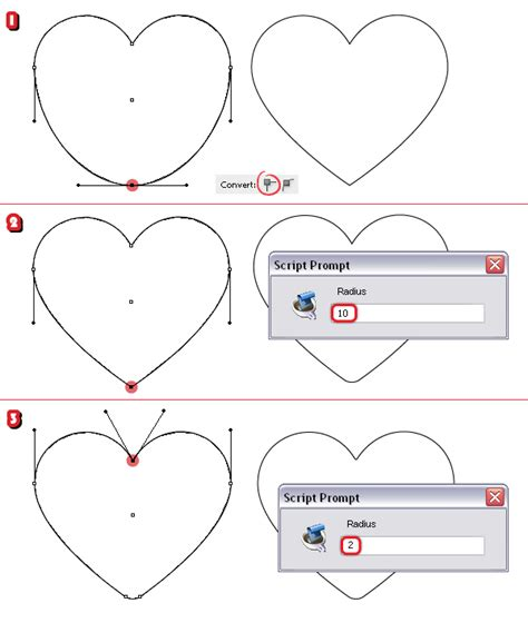 draw heart illustrator how to create a set of heart icons in adobe illustrator