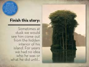 The Bluest Eye Essay Prompts by Finish This Story Writing Prompts To Support Student Writing Bobs Creative And