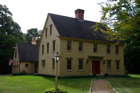 classic saltbox house plans the colonial colonial exterior trim and siding the