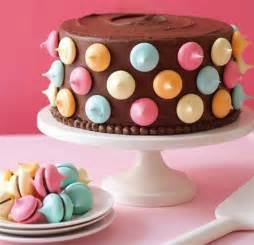 Cake Decorating At Home Easy Cake Decorating 4 Ideas For A Pretty Party Dessert