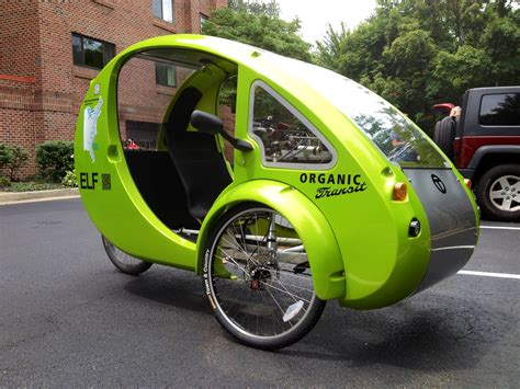 bicycle car not a car not a bike but a blend an vehicle