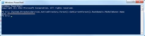 configuring external time source   primary domain
