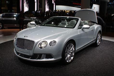 File Silver Bentley Continental Gtc Fl Op Iaa 2011 Jpg