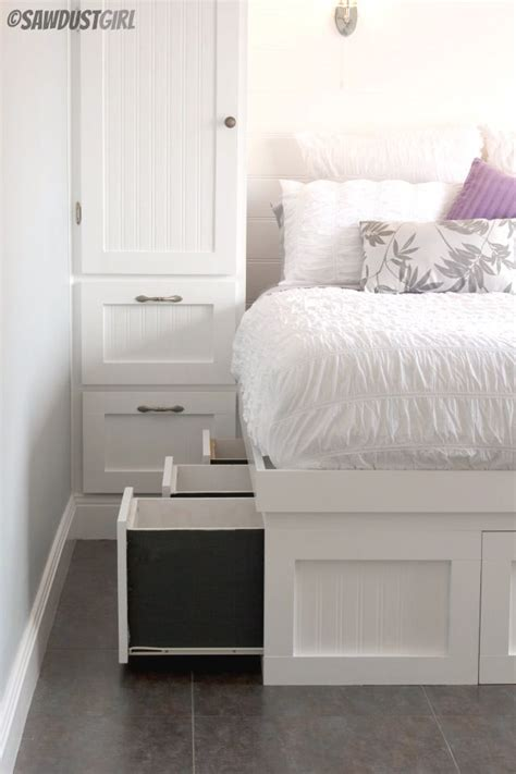 built in bedroom storage 17 best ideas about diy built in wardrobes on pinterest