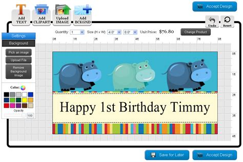 design banner online banners com how to make birthday banners