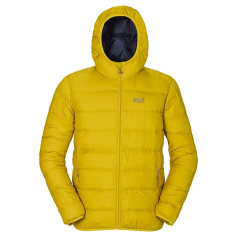 Expedition E6678m Green Yellow wolfskin mens helium jacket yellow green 163 120 00