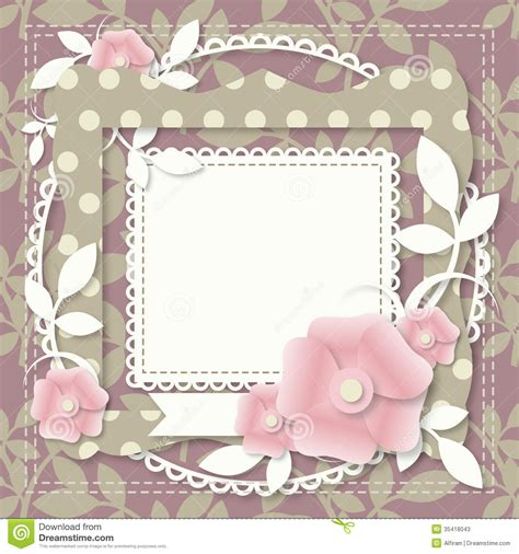 greeting card layout templates template of greeting card stock photos image 35418043
