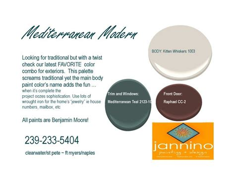 kitten whiskers and mediterranean modern together at last cool exterior paint colors