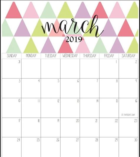 march  calendar   word excel printable template calendar template marketing calendar
