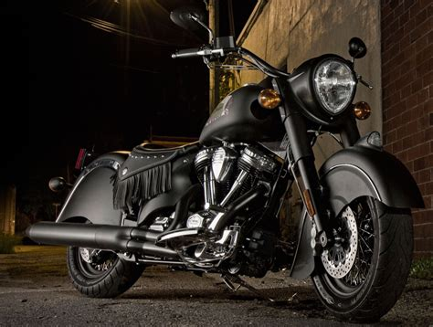 2016 Indian Chief Dark Horse Makes Appearance in CARB