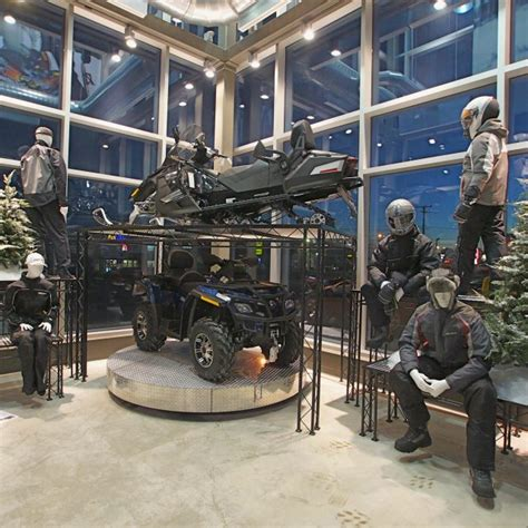 Bmw Motorrad Quebec City by Visual Merchandising And Trade Show Design Look Marketing