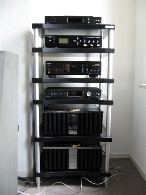 Best Hi Fi Equipment Racks by S Place Creaktiv Reference 1 7