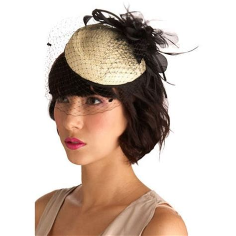 hairstyles with a headband fascinator hairstyles with fascinators