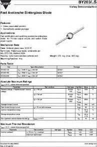 transistor d718a standard avalanche sinterglass diode 28 images byt51 datasheet pdf 142 kb vishay pobierz z