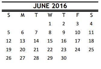 Denton Isd Calendar Krum Isd Calendar Calendar Template 2016