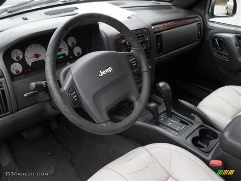 2001 Jeep Grand Interior by Agate Light Taupe Interior 2001 Jeep Grand