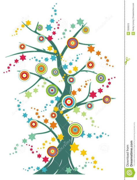 festive tree royalty free stock photo image 3506615
