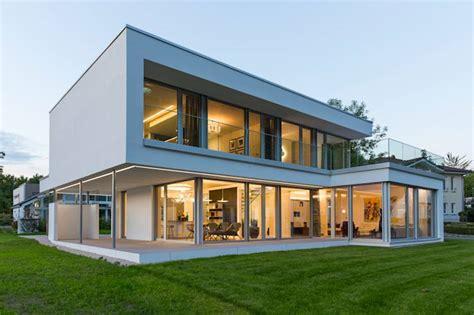traumhaus flachdach traumhaus mit flachdach und moderner einrichtung