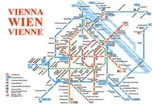 Vienna Subway Map by Vienna Subway Map English My Blog