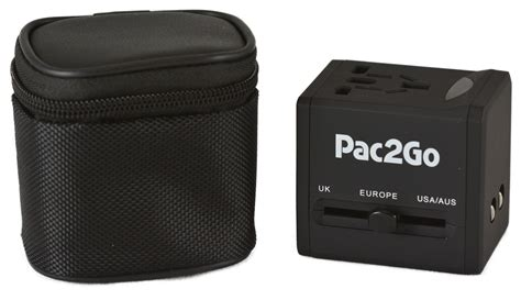 Universal Travel Changing Adapter As 24 Hour Non Stop Came Diskon universal travel adapter with dual usb ports pac2go