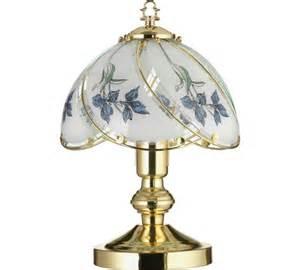 Argos Value Desk Lamp Buy Home Iris Touch Table Lamp Brass At Argos Co Uk