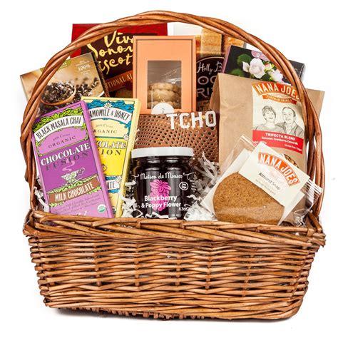 breakfast gift basket breakfast treat gift basket