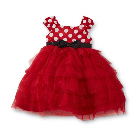 Dress Minnie Biru Dongker Sale disney minnie mouse infant toddler s sleeveless occasion dress