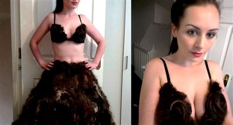 pubic hair that is dredded dress made from pubic hair for sale in uk sputnik