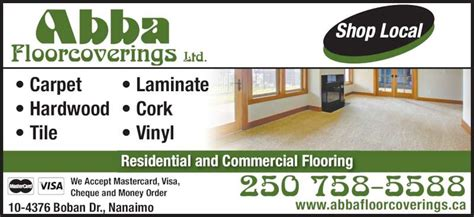 Abba Detox Shoo Reviews by Abba Floorcoverings Ltd Opening Hours 10 4376 Boban Dr