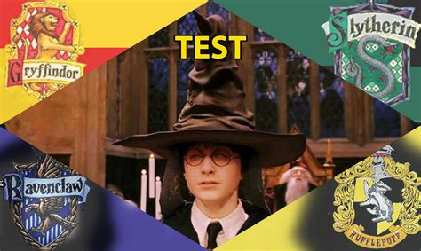 test harry potter casa test 191 cu 225 l es tu casa de hogwarts