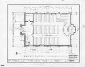 Floor Plans For Churches first floor plan hillsborough methodist church
