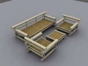 Bamboo Arm Chair » Ideas Home Design