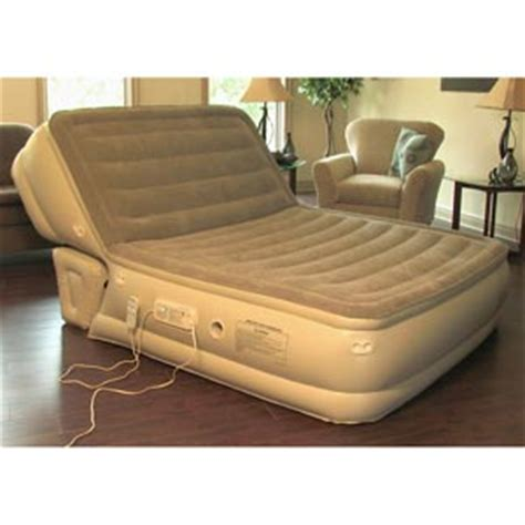 inflatable bed costco aerobed 174 incline full airbed 187 cing 187 welcome to costco
