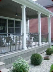 front porch railing ideas studio design gallery