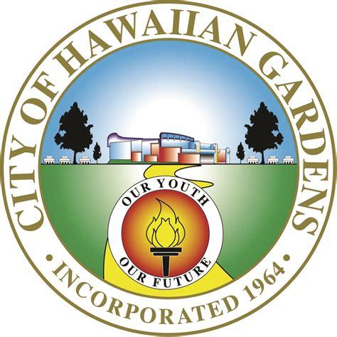 Hawaiian Gardens City by File Hawaiian Gardens Seal Jpg